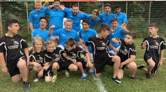 Rugby Turnier in Eutingen